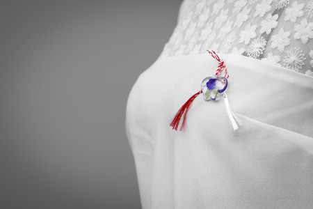 Martisor - spring symbol in Romania