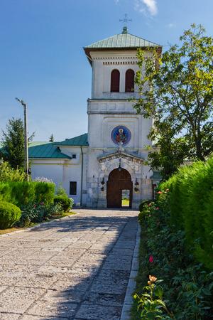 Beautiful romanian orthodox monastery close to Targoviste city and not so far from Bucharest, romanian capital