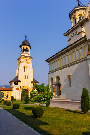 coronation: Alba Iulia coronation cathedral, dedicated to the Holy Trinity was built with the support of the Royal House of Romania