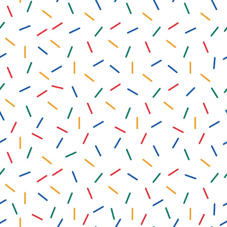 Line pattern vector. Geometric party, carnival, festive concept background.