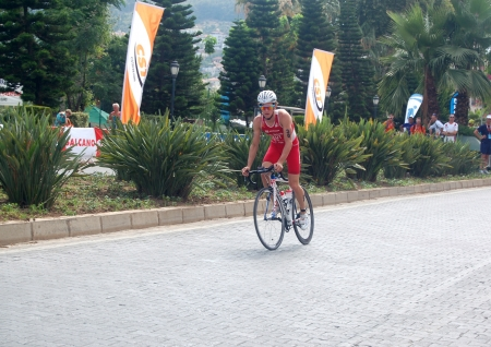 Triatlon 2013 Alanya am 16. Juni 2013