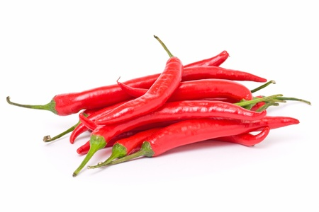 Chile pepper Stock Photo - 13281782