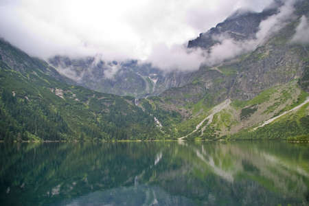 Mountain landscape. Polish Tatras Stock Photo - 10856161