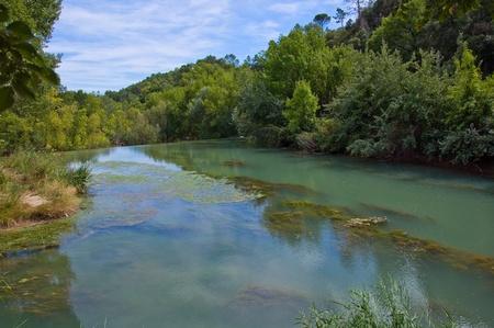 rive: a quiet river