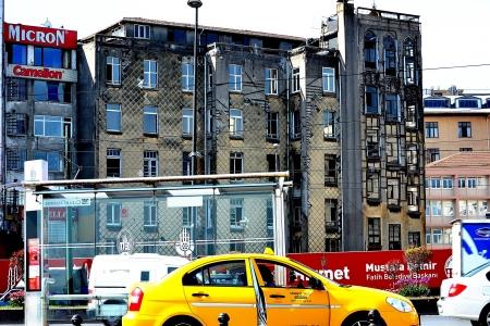 gentrification: City Highlight-Istanbul