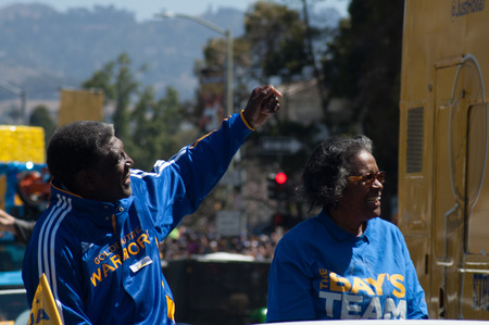 championship: 2015 NBA Championship Warriors Parade