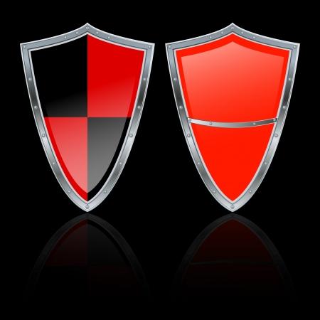 iron defense: Two shields