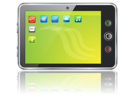 Vector smartphone icon Stock Vector - 15479275