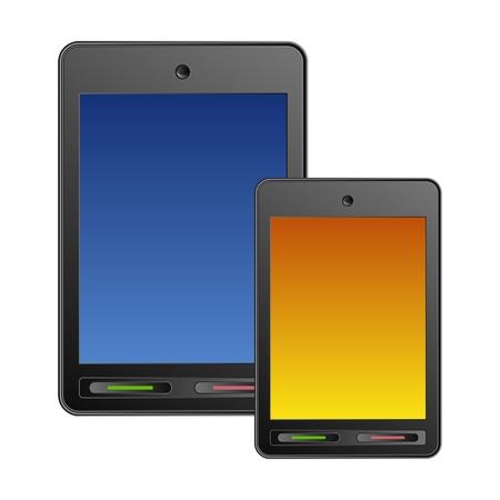 Vector smartphone icon Stock Vector - 15464993