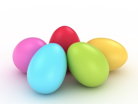 Easter eggs Stock Photo - 17220199
