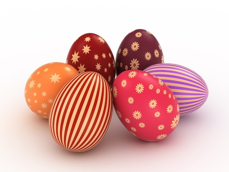 Easter eggs Stock Photo - 17220204
