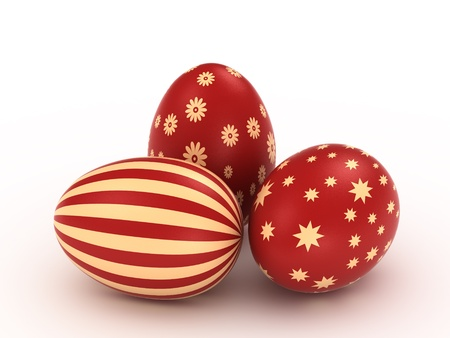 Easter eggs Stock Photo - 17220203
