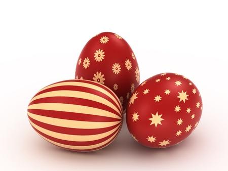 Easter eggs Stock Photo - 17220203