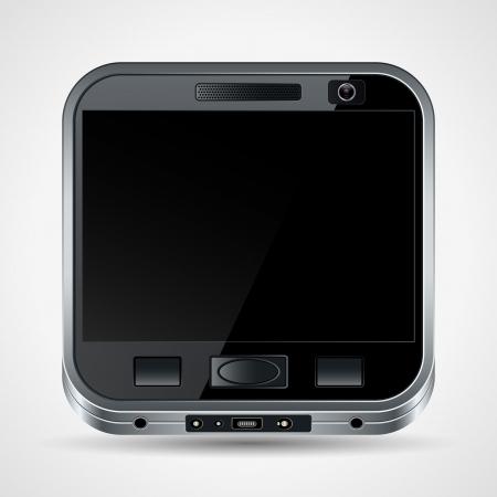 Phone vector illustration Stock Vector - 20128877