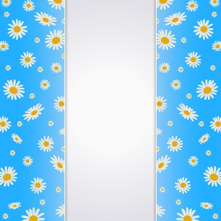 Summer vector background Illustration