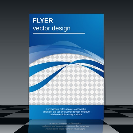 cover art: Flyer template