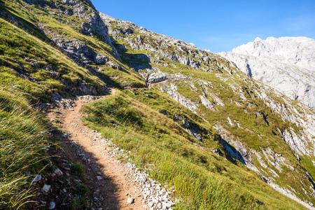 splendor: Spanish mountain landscape in all its splendor