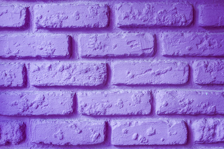 Wall club, Purple brick wall, Texture brick wall, Decorative wall