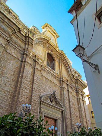 Beautiful church in Italy The Arciconfraternita Maria SS Del Rosario.