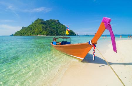 island: Tropical island, Krabi, Thailand Stock Photo