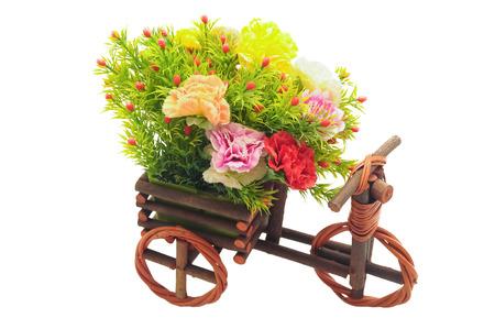 artificial flower: Artificial flower handicraft
