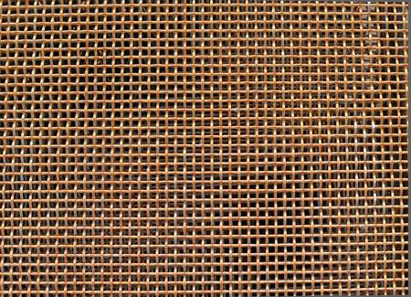 ironwork: Iron net