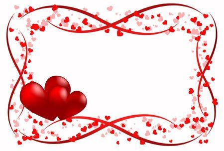 sweetheart: scope heart love abstraction decorative pattern romance stylized sweetheart day valentine