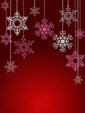 Christmas card decorative abstraction background photo