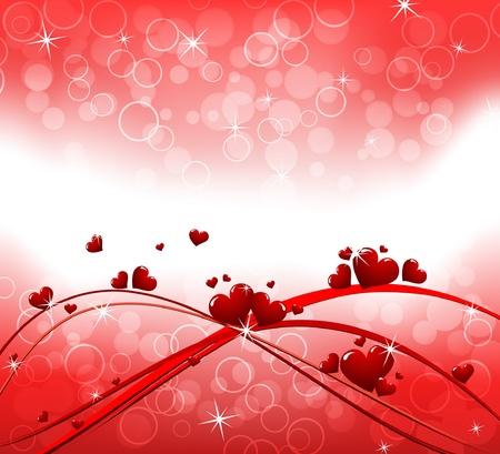 saint valentines: San Valentino sfondo Vettoriali