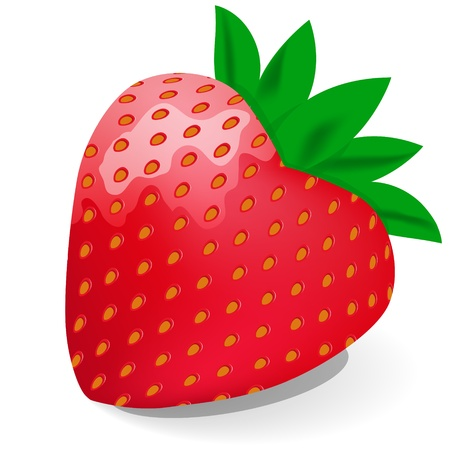 strawberry Stock Vector - 14409434