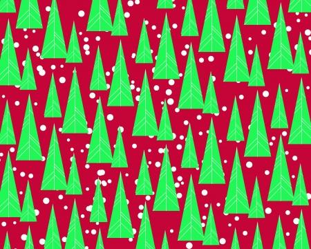 compendium: Christmas tree background