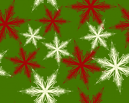 Seamless vector Christmas  background Vector