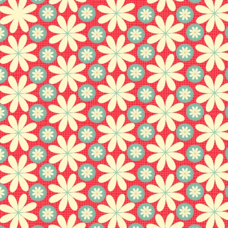 flower pattern background Stock Vector - 15901301