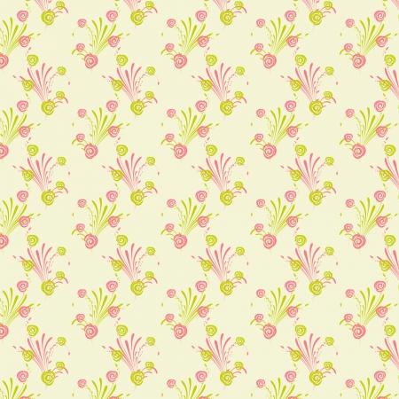 flower pattern background Stock Vector - 16099209