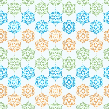 compendium: abstract patternr background Illustration
