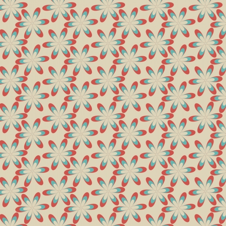 compendium: set of vector abstract flower pattern paper for scrapbook
