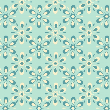 compendium: set of abstract flower pattern paper for scrapbook Illustration