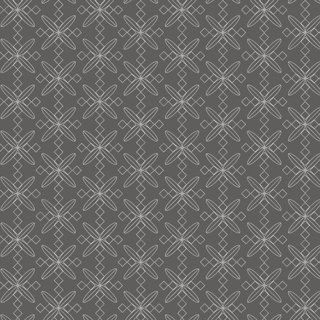 compendium: vector abstract flower pattern background