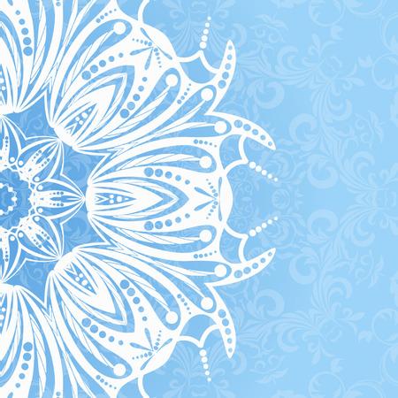 decorative elements: Vector Rosettes pattern, Decorative Elements