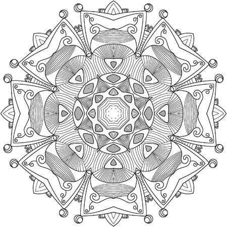 escarapelas: Vector Rosettes pattern, Decorative Elements