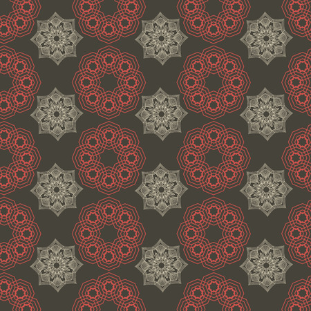 decoratively: vector abstract pattern background