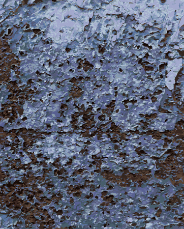 rust: Abstract Rust Paint Crack Texture for your design. EPS10 vector. Old metal rust background. Vector seamless texture of cracks Illustration