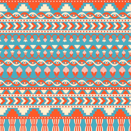 Ancient Mesopotamia ornament. Tribal seamless pattern. ?an be used for cloth, jackets,  invitation, flyers, bags, notebooks, cards, envelopes, pads, blankets, furniture, packing