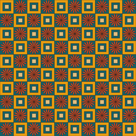 blankets: Ancient Egyptian ornament Tribal seamless pattern. ?an be used for cloth, jackets,  invitation, flyers, bags, notebooks, cards, envelopes, pads, blankets, furniture, packing,