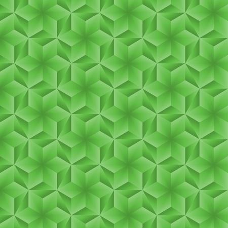 녹색 단색 원활한 각도 기하학적 배경 패턴