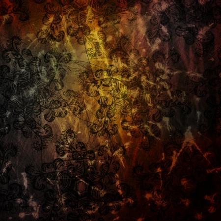 textrured: Grunge background pattern textured to look old and worn
