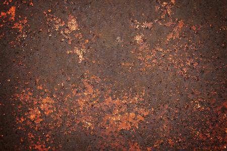corrosion: Rusty old corrosion metal peeling grunge texture