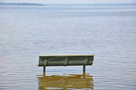 lonliness: A nice beach in Montreal