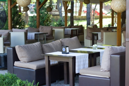 outdoor living: Bella Outdoor Living Spazio per il riposo