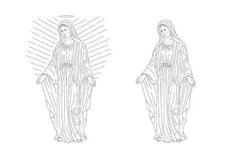 Deva Maria Magdalena czyli kobieta z czasów starożytnych